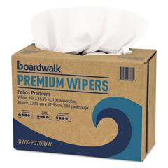 BWKP070IDW - Boardwalk® Hydrospun Wipers