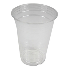 BWKPET16 - Boardwalk® Clear Plastic Cold Cups
