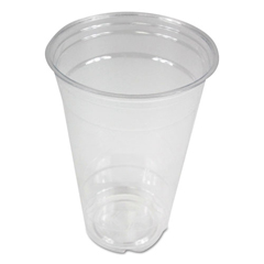 BWKPET20 - Boardwalk® Clear Plastic Cold Cups