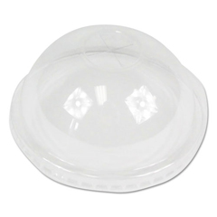 BWKPETDOME - Boardwalk® PET Cold Cup Dome Lids