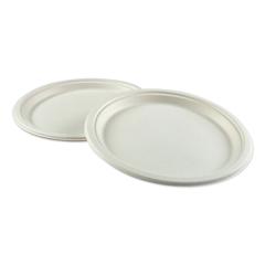 BWKPLATEWF10 - Boardwalk® Molded Fiber Dinnerware