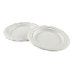 BWKPLATEWF6 - Boardwalk® Molded Fiber Dinnerware