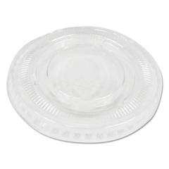 BWKPRTLID1 - Boardwalk® Souffle/Portion Cup Lids