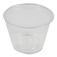 BWKPRTN1TS - Boardwalk® Souffle/Portion Cups