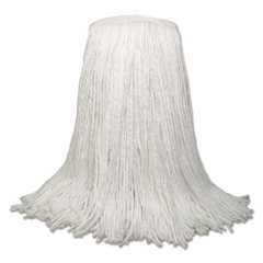 BWKRM30020 - Boardwalk® Banded Rayon Cut-End Mop Heads