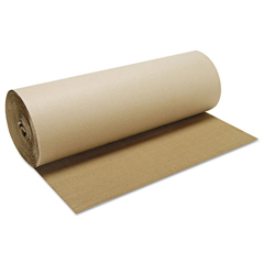 BWKSFB24250 - Boardwalk® Singleface B-Flute Corrugated Kraft