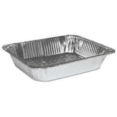 BWKSTEAMHFDP - Full and Half Size Aluminum Pan