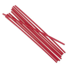 BWKSTRU525R10 - Boardwalk Unwrapped Stir-Straws