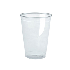 BWKYP-1214C - Clear Plastic PETE Cups