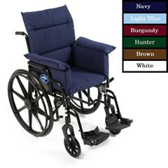 CAA207-0-BRO - Care ApparelTotal Chair Cushion