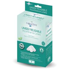 CAA6252LP3-0-WHT - Care ApparelCareActive® Unisex Reusable Incontinence Liners, 6 oz.