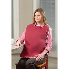 CAA9987-REG-BG - Care Apparel - Waterproof Shirt Saver Bib