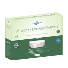 CAAPMC1-T-WHT - Care ApparelCareActive® Waterproof Mattress Protector