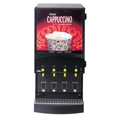 WCSCAFEPC4CS10000 - Wilbur CurtisG3 Primo Cappuccino Four Station