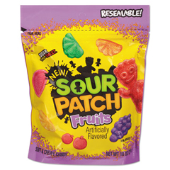 CDB00134 - Sour Patch® Fruits Chewy Candy