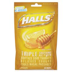 CDB28694 - Halls® Triple Action Cough Drops