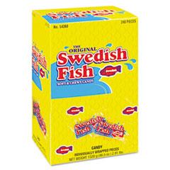 CDB43146 - Cadbury Adams Swedish Fish® Soft and Chewy Candy