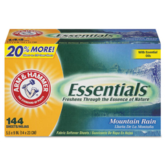 CDC33200-14995 - Essentials™ Fabric Softener Sheets