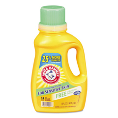 CDC33200-09991 - Liquid Laundry Detergent Fragrance Free