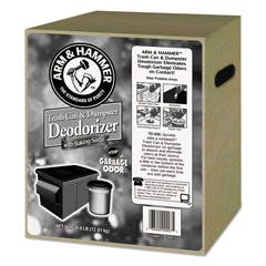 CDC3320000007 - Arm Hammer™ Trash Can Dumpster Deodorizer with Baking Soda