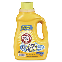 CDC3320000107EA - Arm Hammer™ OxiClean™ Concentrated Liquid Laundry Detergent