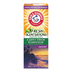 CDC3320011535 - Arm  Hammer™ Fresh Scentsations™ Carpet Odor Eliminator