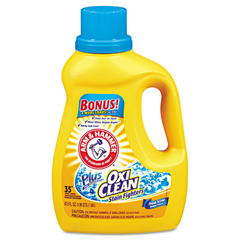 CDC33200-09553 - OxiClean® Concentrated Liquid Laundry Detergent