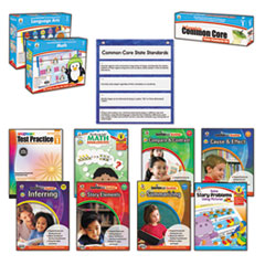 CDP144604 - Carson-Dellosa Publishing Common Core Kit