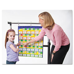 CDP158040 - Carson-Dellosa Classroom Management Chart, 35 Student Name Pockets, Title Pocket