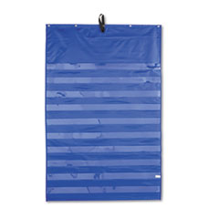 CDP158158 - Carson-Dellosa Original Pocket Chart with 10 Clear Pockets