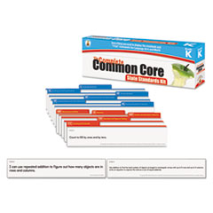 CDP158168 - Carson-Dellosa Publishing Common Core State Standard Pocket Chart Cards