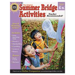CDP904155 - Carson-Dellosa Publishing Summer Bridge Activities™ Workbook