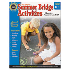 CDP904156 - Carson-Dellosa Publishing Summer Bridge Activities™ Workbook