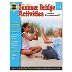 CDP904158 - Carson-Dellosa Publishing Summer Bridge Activities™ Workbook