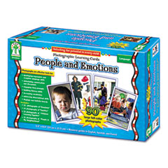 CDPD44044 - Carson-Dellosa Publishing Photographic Learning Cards