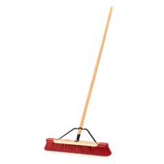 CEQ732412EA - HarperSemi-Smooth Surface In-Out Push Broom Head