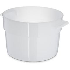 CFS020002CS - Carlisle - Bains Marie Container 2 qt - White