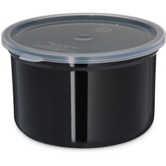 CFS34303CS - CarlislePoly-Tuf™ Crock with Lid