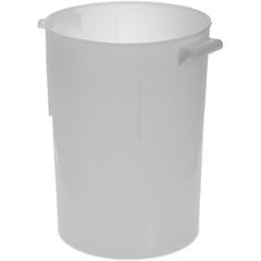 CFS080002CS - CarlisleBains Marie Container 8 qt - White
