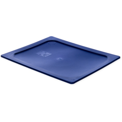 CFS10232B60CS - CarlisleSmart Lids Lid - Food Pan 1/2 Size - Dark Blue