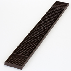 CFS1060201CS - CarlisleBar Mat 3.25 x 26.75 - Brown