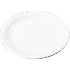 "CFS3300602CS - Carlisle - Sierrus Melamine Narrow Rim Salad Plate 7.25"" - White"