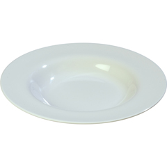 CFS3303002CS - CarlisleSierrus Melamine Chef Salad Pasta Bowl 20 oz - White