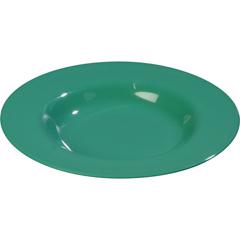 CFS3303009CS - Carlisle - Sierrus Melamine Chef Salad Pasta Bowl 20 oz - Meadow Green