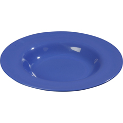 CFS3303014CS - Carlisle - Sierrus Melamine Chef Salad Pasta Bowl 20 oz - Ocean Blue