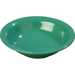 CFS3303209CS - CarlisleSierrus Melamine Rimmed Bowl 16 oz - Meadow Green