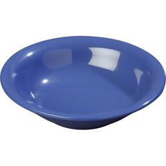 CFS3303214CS - CarlisleSierrus Melamine Rimmed Bowl 16 oz - Ocean Blue