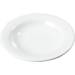 CFS3303402CS - Carlisle - Sierrus Melamine Pasta Soup Salad Bowl 11 oz - White