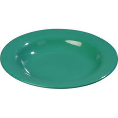 CFS3303409CS - Carlisle - Sierrus Melamine Pasta Soup Salad Bowl 11 oz - Meadow Green