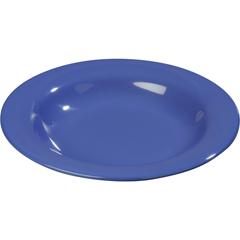 CFS3303414CS - Carlisle - Sierrus Melamine Pasta Soup Salad Bowl 11 oz - Ocean Blue